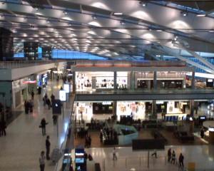 T5 departure concourse
