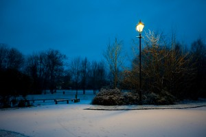 Snow in Wokingham