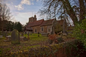 All Saints Church, Binfield