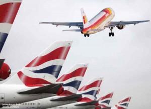 BA Iberia merger